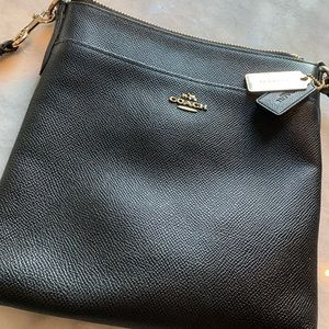 Smalll coach crossbody bag
